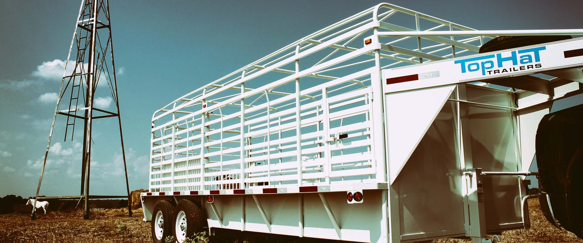 Top Hat Trailers Wiring Diagram Library Double Axle For Trailer Single Tandem Utility East Texas